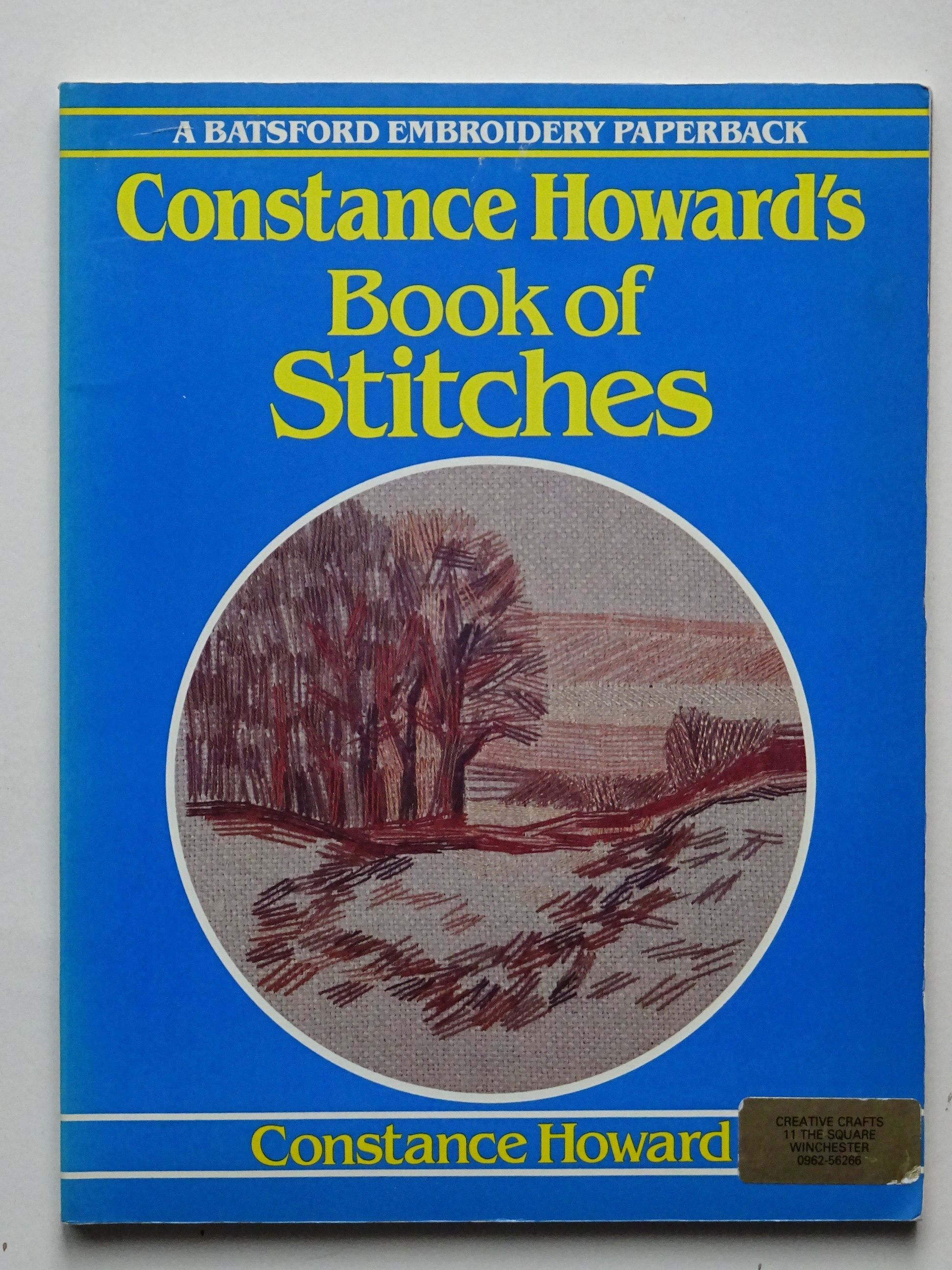 Howard, Constance - The Constance Howard Book of Stitches