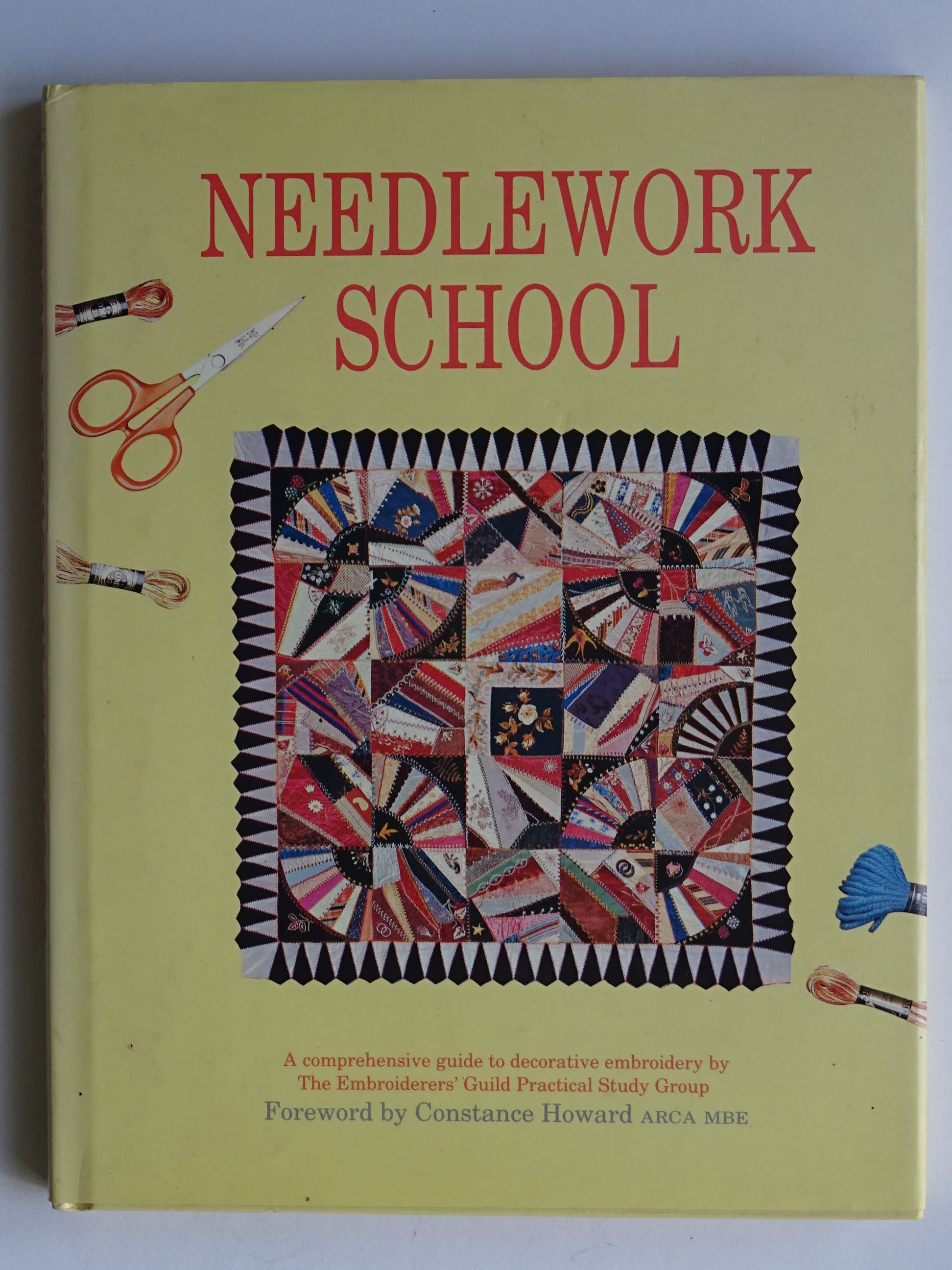 Embroiderers Guild - Needlework School