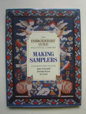 The Embroiderers Guild - Making Samplers