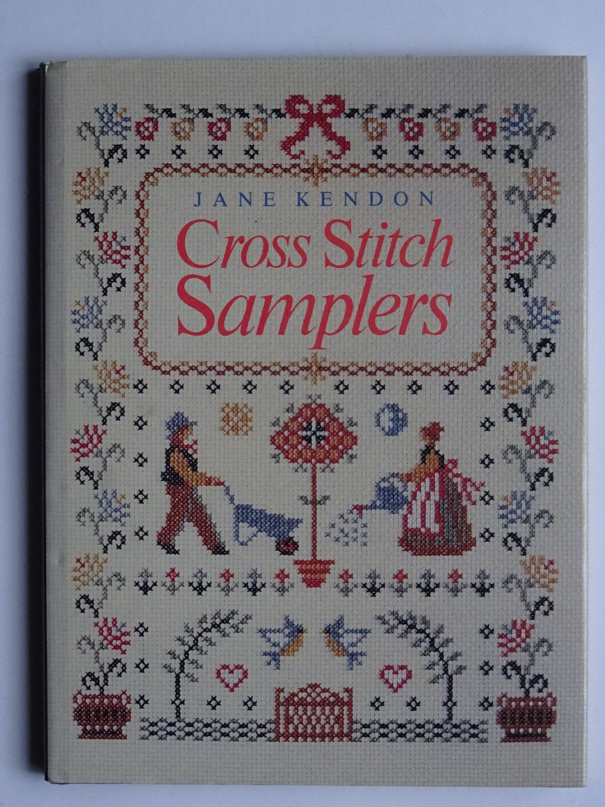 Kendon, Jane - Cross Stitch Sampler