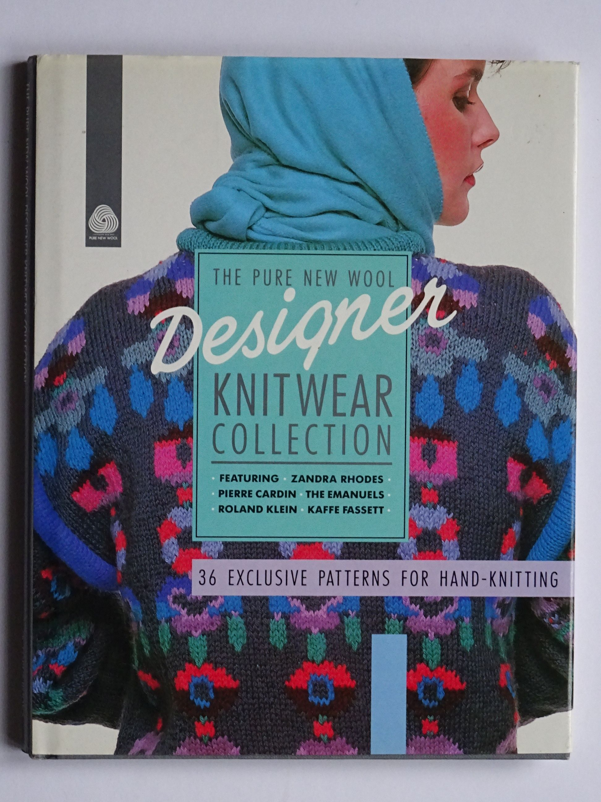 Pure New Wool - Designer Knitwear Collection