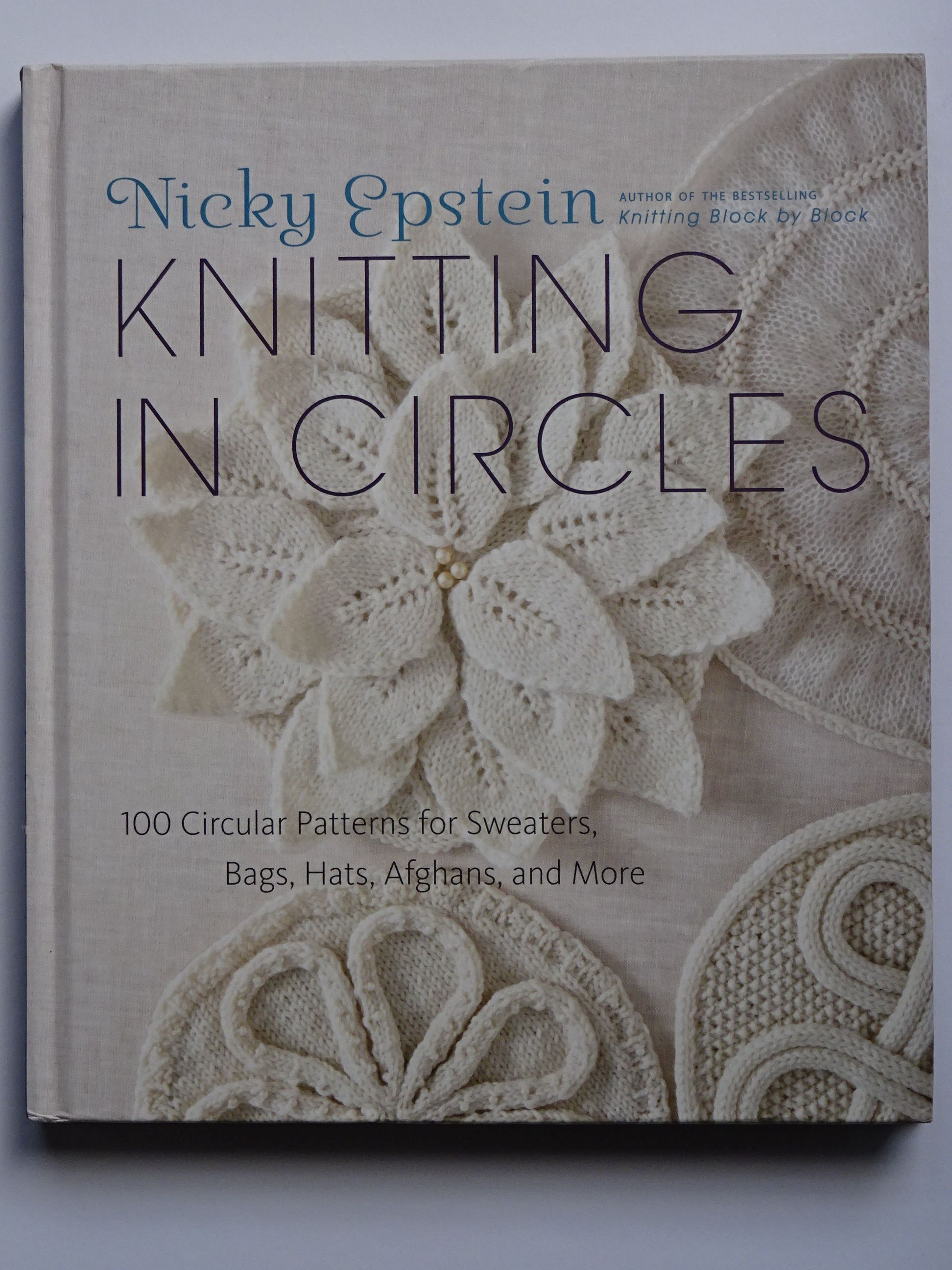 Epstein, Nicky – knitting in Circles