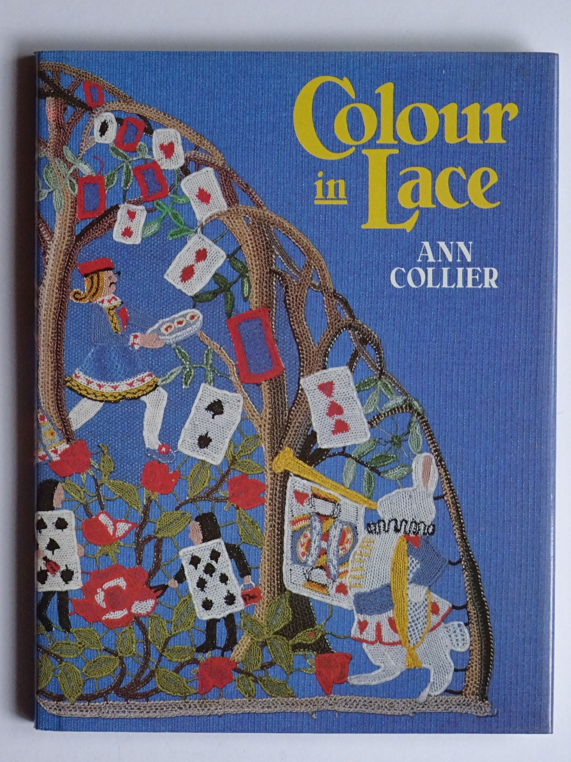 Collier, Ann  -  Colour in Lace