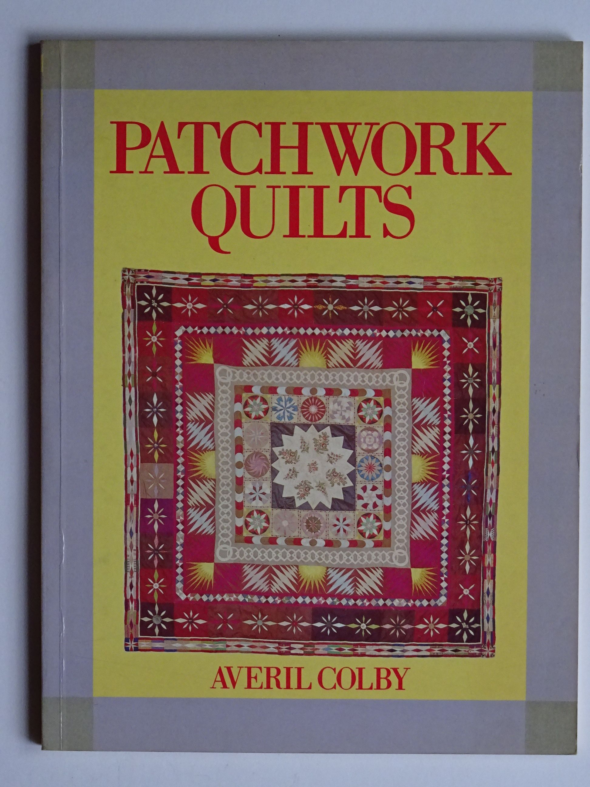 Colby, Averil - Patchwork