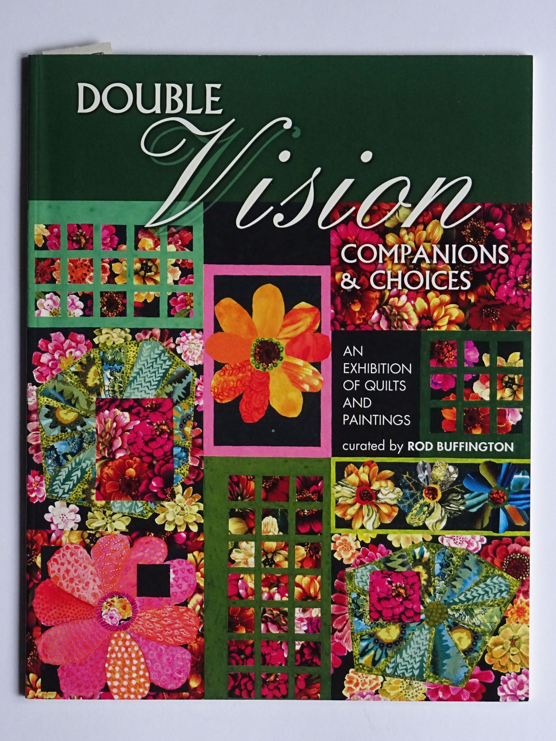 Patchwork Katalog - Ed. Russell, Marjorie L. - Double Vision Companions & Choices