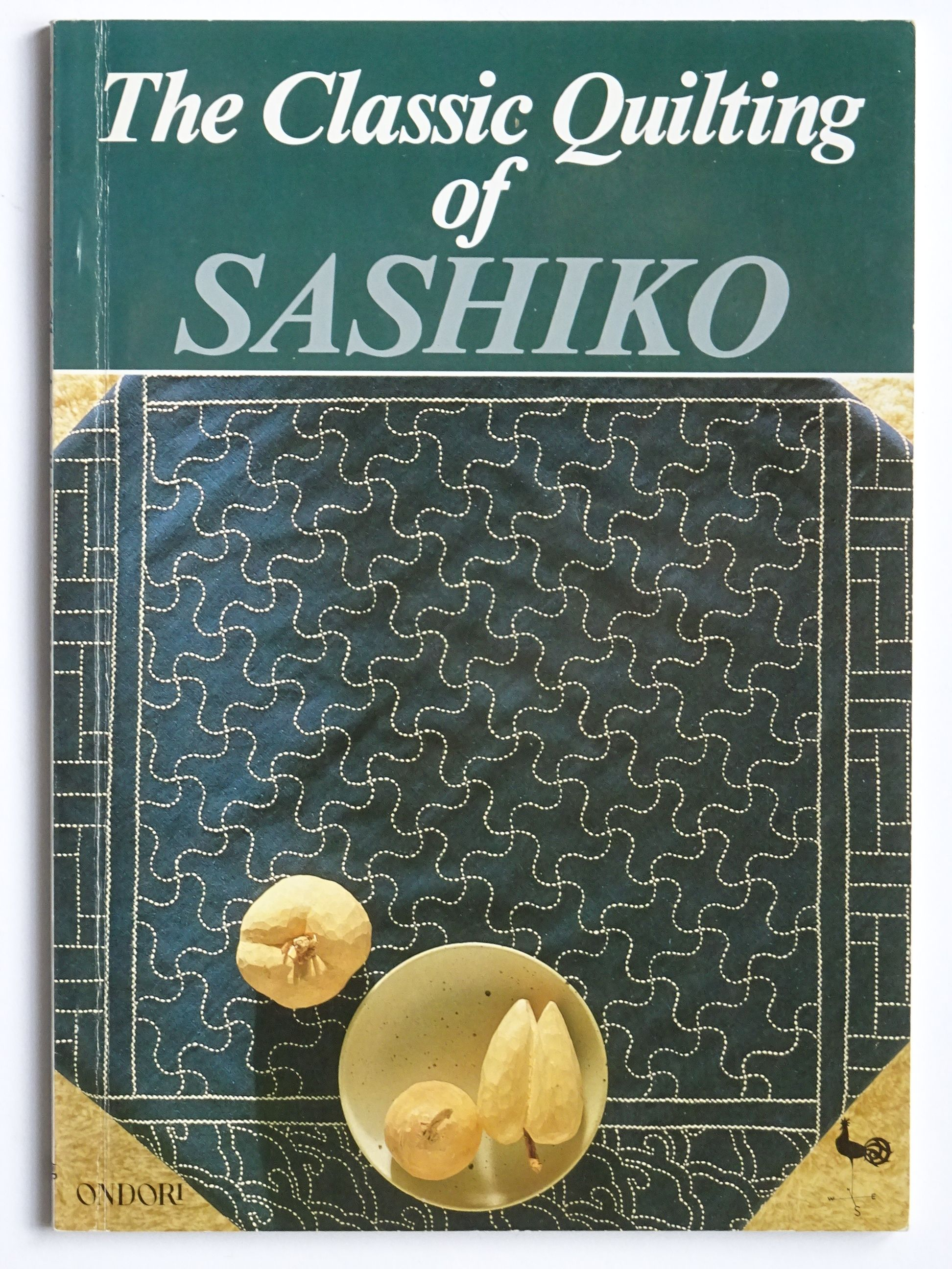 Ondori - The Classic Quiltmaking of Sashiko
