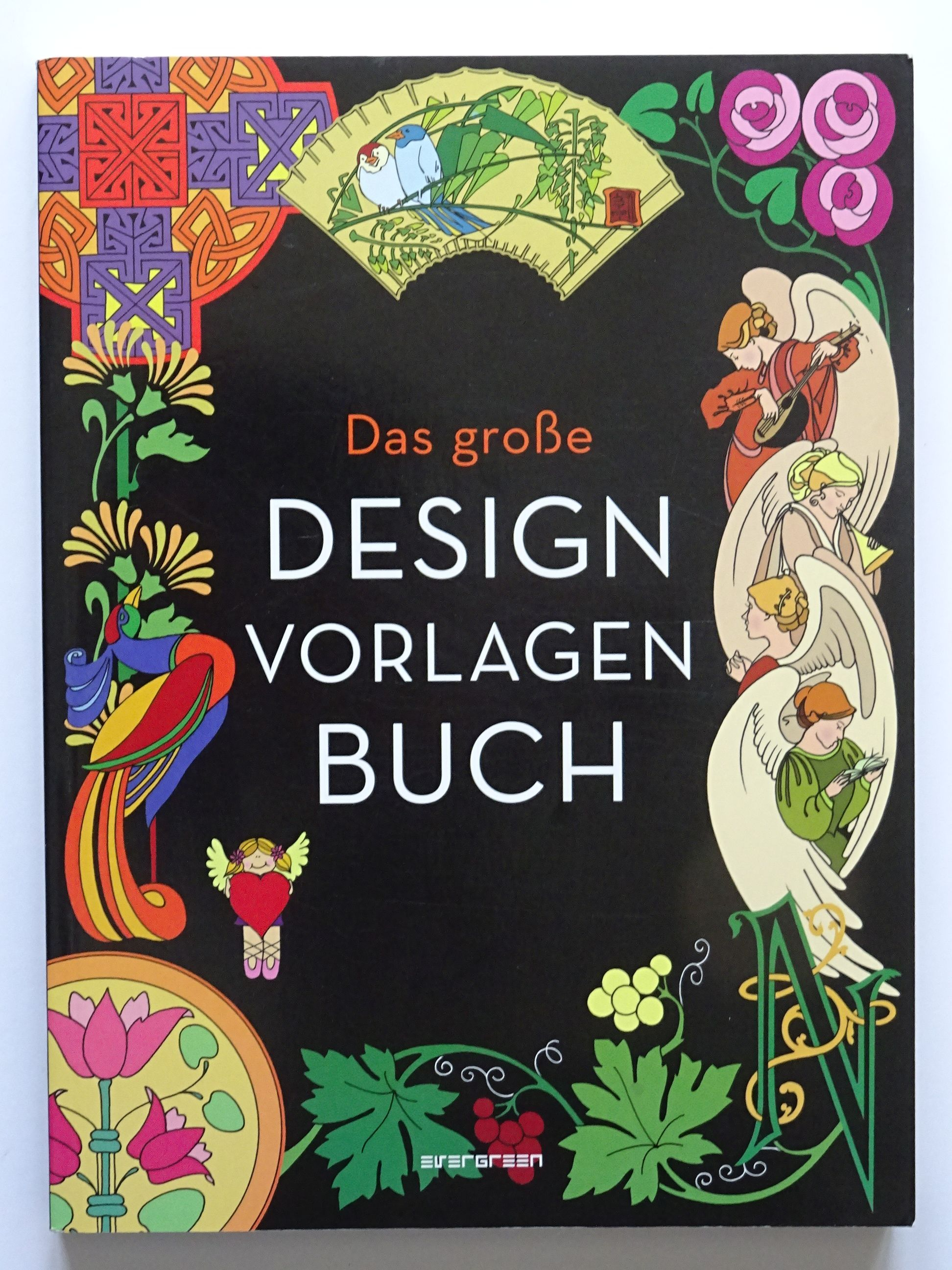 Das gro e design vorlagen buch for Buch design